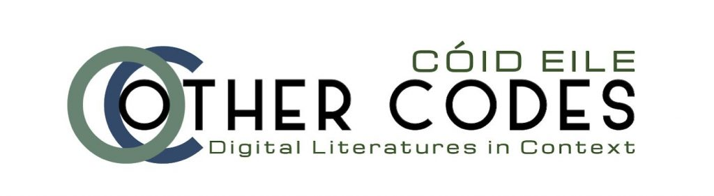 Other Codes: Digital Literature in Context